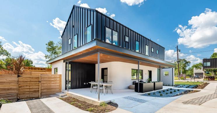 Casas impressas em 3D: estas 4 construíram-se nos EUA em apenas um mês
