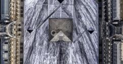 Uma incrível ilusão de ótica para celebrar o 30º aniversário da Pirâmide do Louvre