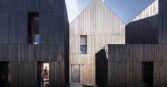 Estas casas pré-fabricadas converteram-se num modelo de arquitetura ecológica