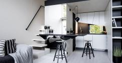 Nesta genial (e especial) casa pré-fabricada poderás viver... a flutuar