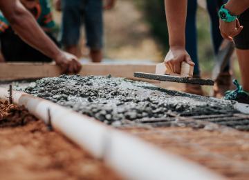 Produção na construção dispara 3,8% na UE num ano – e 2% em Portugal