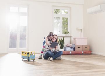 A qualidade do ar da nossa casa importa - explicamos porquê