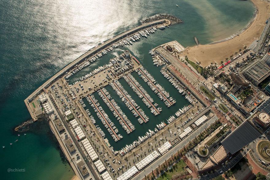 barcelona vista do ceu as imagens incriveis da cidade catala idealista news barcelona vista do ceu as imagens