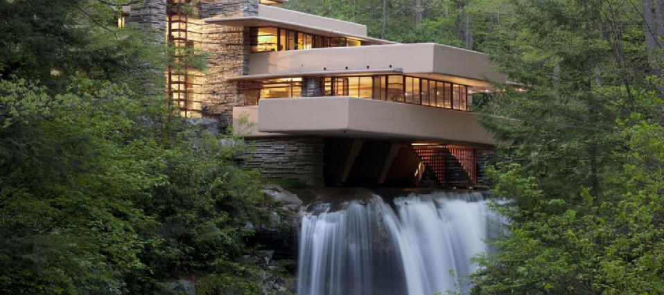 Fallingwater House / Frank Lloyd Wright Foundation