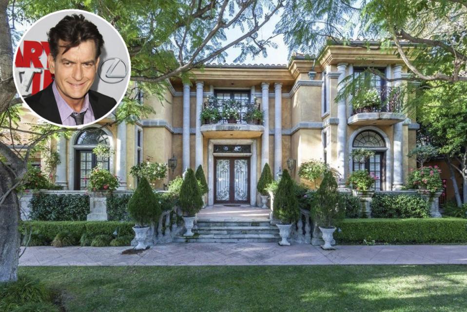 O ator norte-americano comprou esta casa em 2006