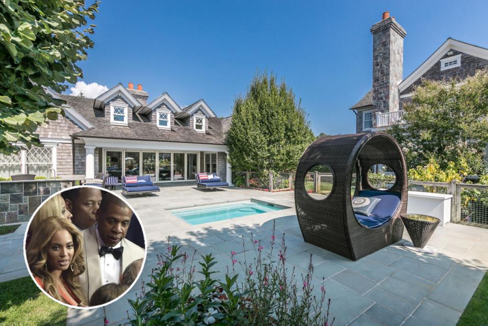 Beyoncé e Jay-Z viveram nesta mansão um mês