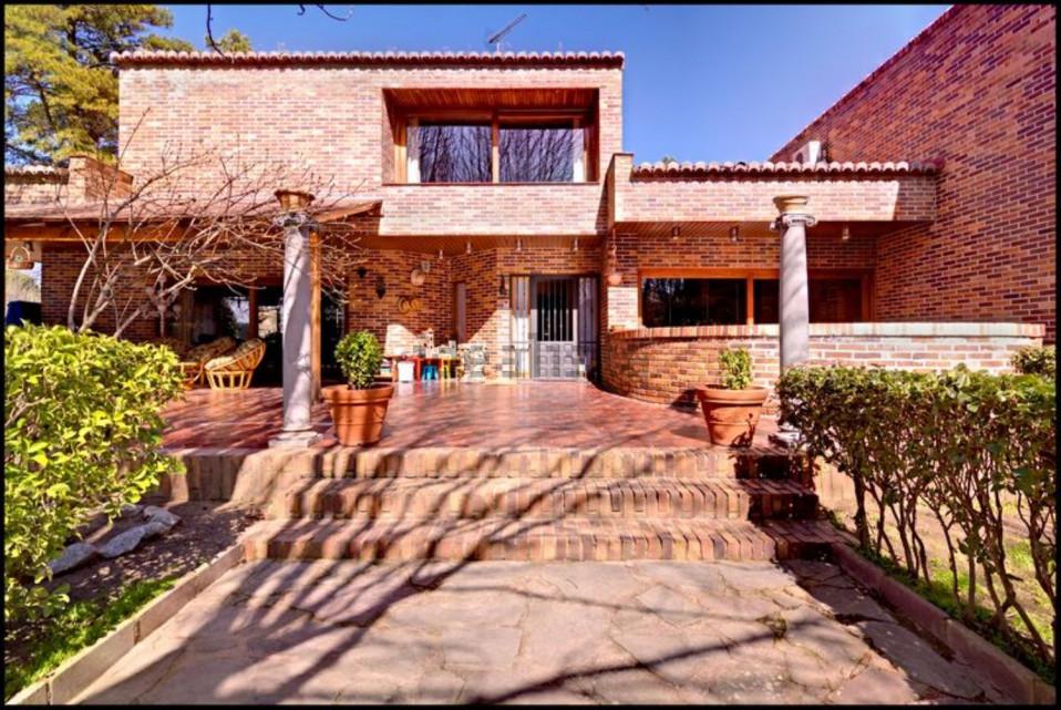Casa fica na urbanização de Parquelagos