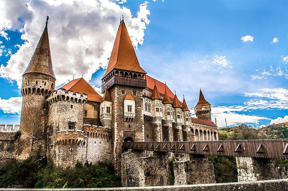 Um castelo incrível