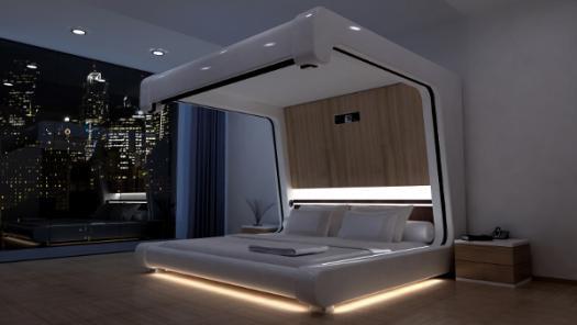 64a2c42007 Seguramente que da próxima vez que comprares uma cama vais ter em conta  estes números. Em baixo mostramos-te as 23 camas mais originais do mundo