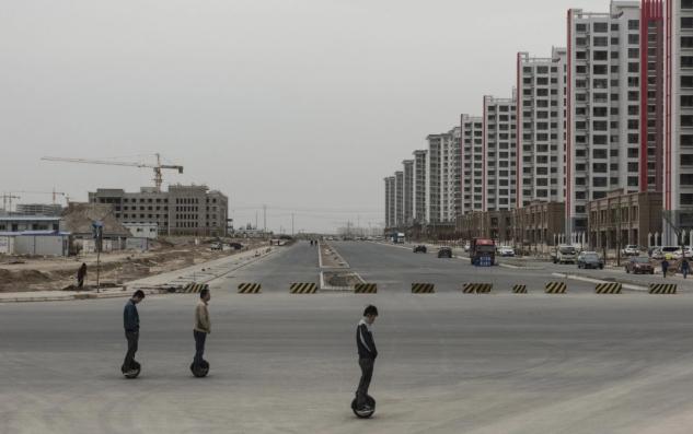 A cidade chinesa que custou 12 mil milhões de euros e na qual vivem apenas 100 mil pessoas