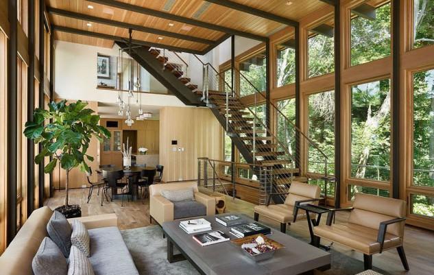 Casas de sonho: Uma mansão no cimo de uma duna com vistas de 360º e praia privada