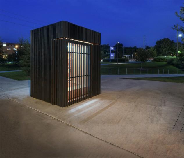 Story Pod, uma biblioteca urbana pensada para cidades que nunca dormem