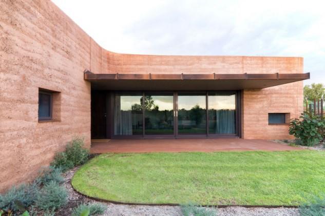 A Grande Muralha australiana... ou como construir casas respeitando a envolvente