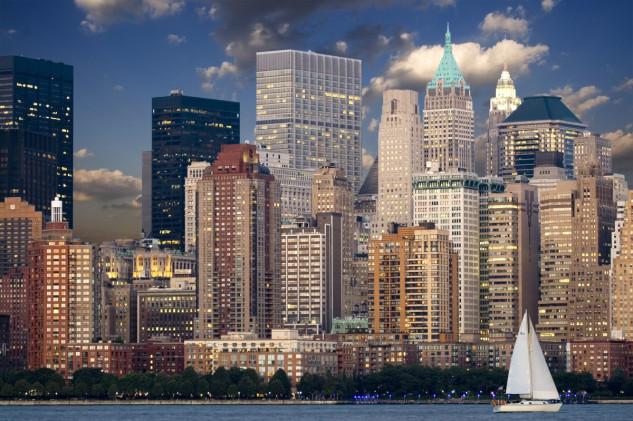 3 - Nova Iorque (134.6 pontos)
