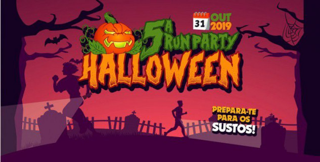 Corrida Halloween Run Party
