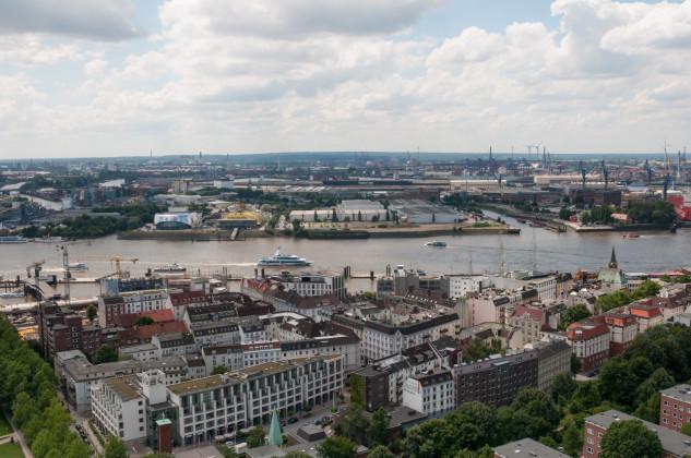 8. Hamburgo
