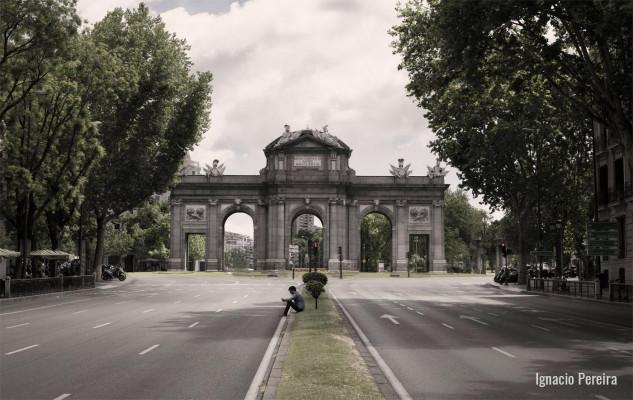 Porta de Alcalá