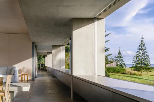 Garden House na Austrália
