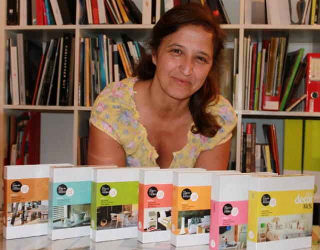 """joana beirão, responsável pela edinteriores e criadora da """"box decor"""""""