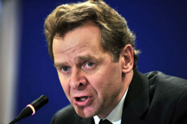 poul thomsen, chefe de missão do fundo monetário internacional