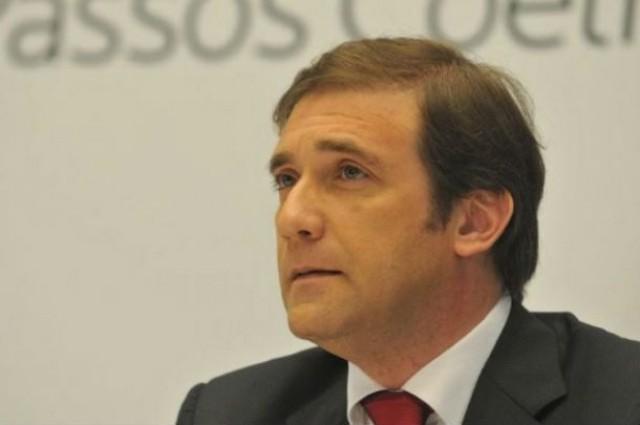 primeiro-ministro pedro passos coelho anunciou mais medidas de austeridade