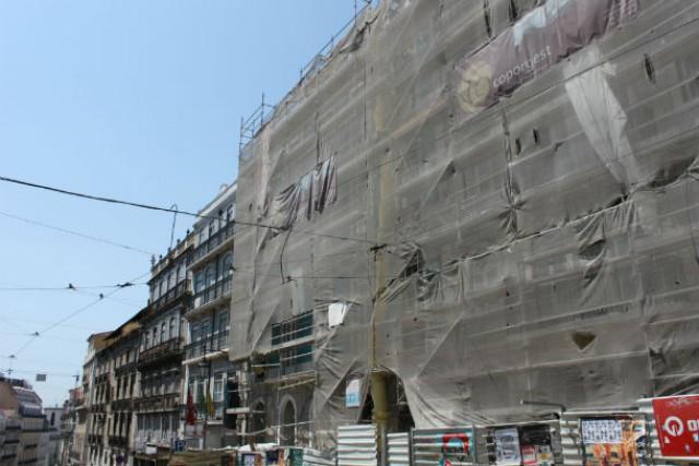 de acordo com o lnec, há 334 mil edifícios na grande lisboa que podem ruir se houver um sismo