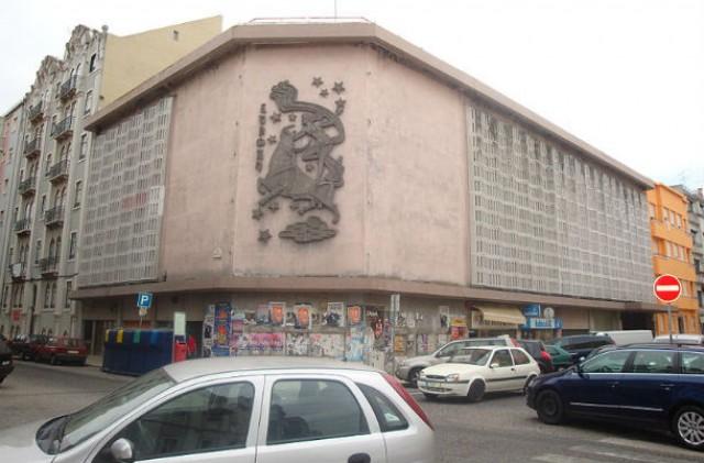 cinema europa estava localizado em campo de ourique e foi demolido em 2010