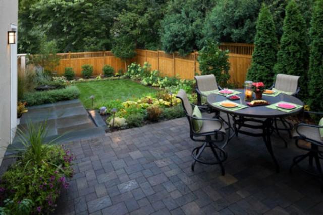 com a chegada do verão e do bom tempo os jardins ganham mais adeptos