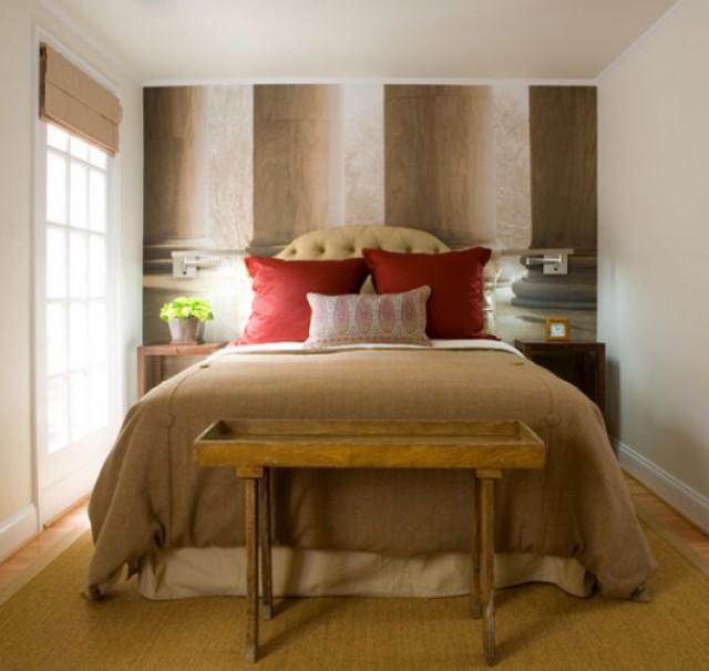 há várias formas e truques para decorar quartos pequenos