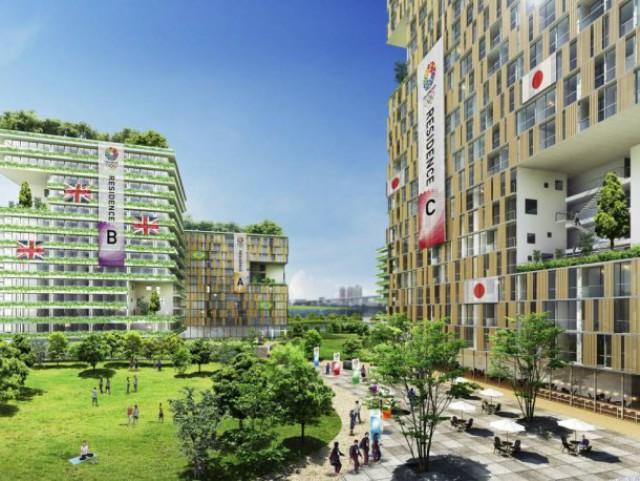 preços no sector imobiliário tendem a aumentar com a realização dos jogos olímpicos