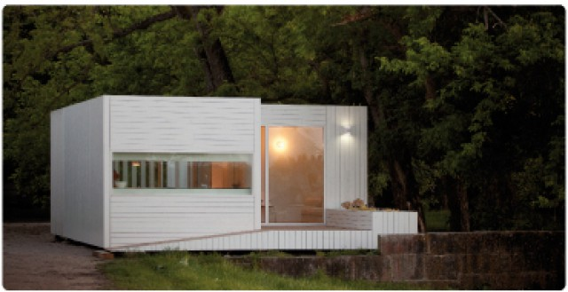 Sabias Que Viver Numa Casa Que Muda De Sítio é A Nova Moda