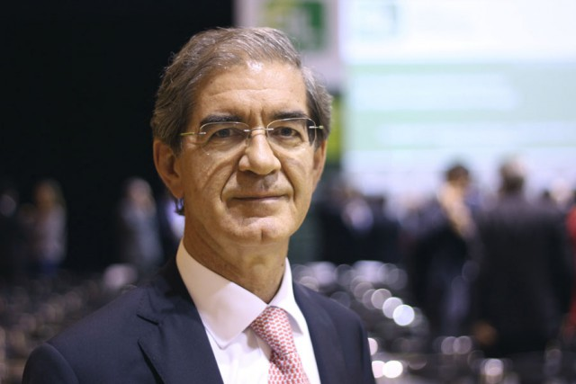Fernando Ferreira Santo, administrador do Montepio