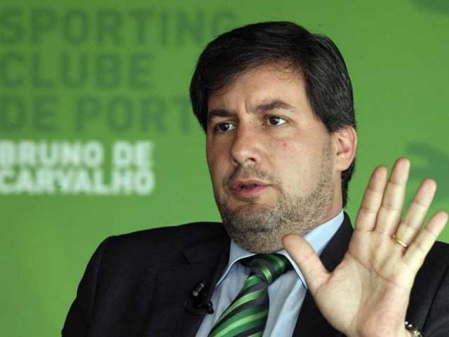 Bruno de Carvalho tem três imóveis penhorados pelo Fisco