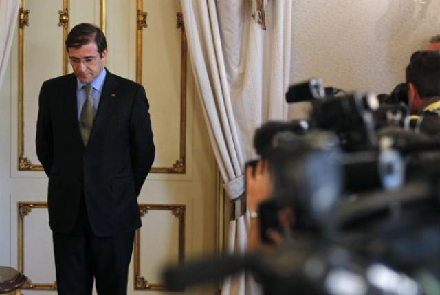 Pedro Passos Coelho, primeiro-ministro de Portugal.