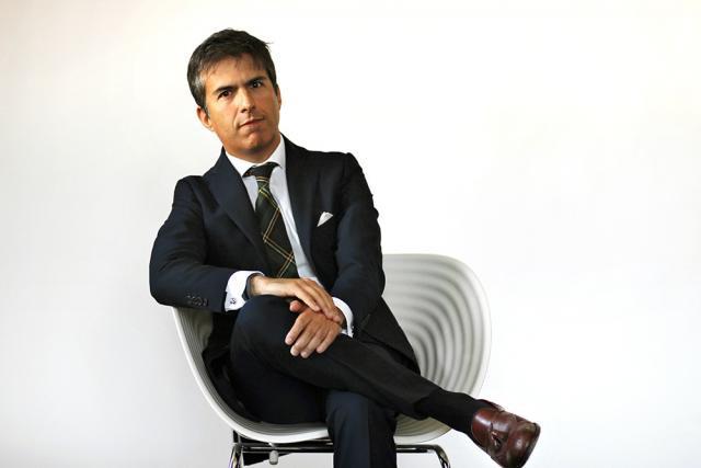 Adolfo Mesquita Nunes, secretário de Estado do Turismo.