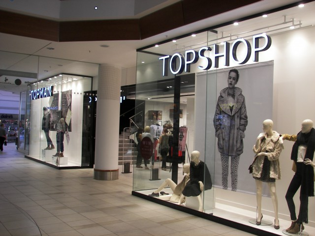 Top Shop: marca britânica de moda abre mega store no Colombo