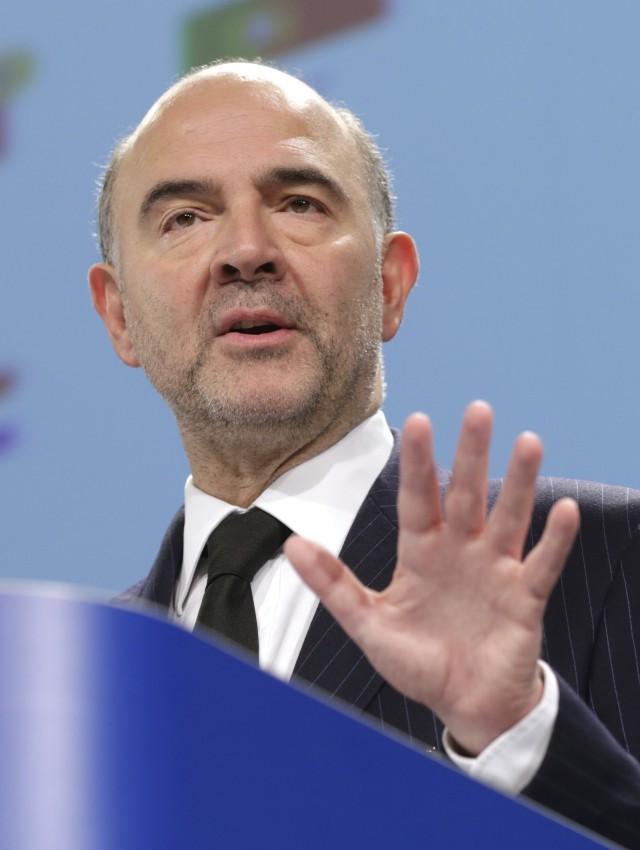 Pierre Moscovici, comissário europeu dos Assuntos Económicos, está preocupado com Portugal