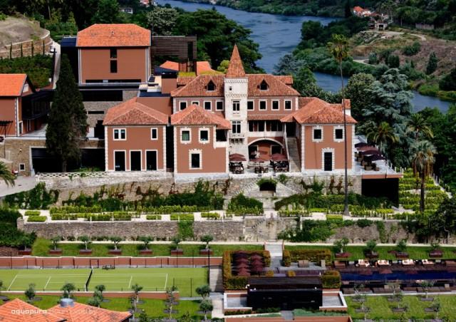 Em 2014, a Aquapura Hotels Villas & SPA pediu a abertura de um PER (Foto: Expresso).