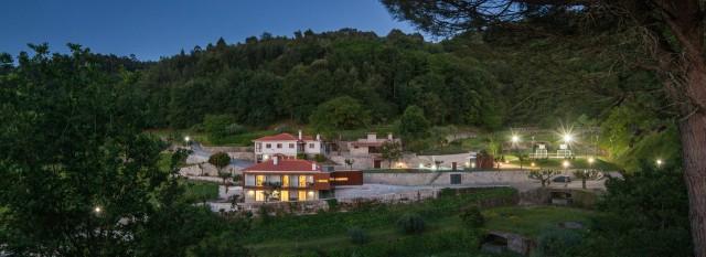 A Quinta do Fontelo está localizada em Queirã, Vouzela (Fotos: www.quintadofontelo.com).