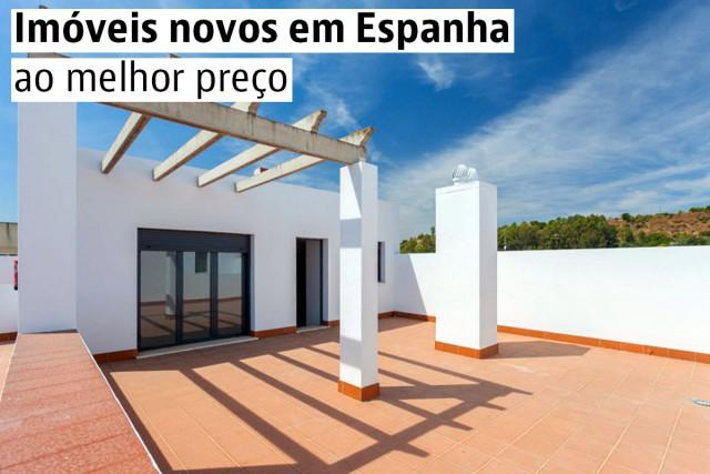 Imóveis novos ao melhor preço em Espanha