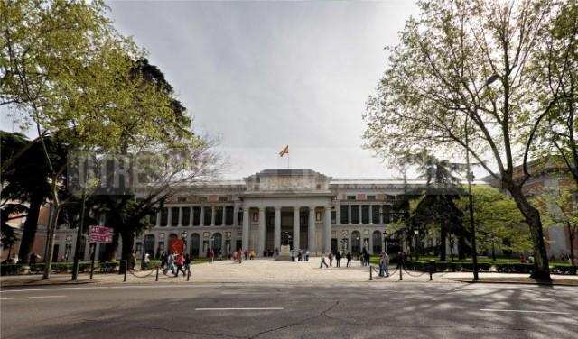 Museu do Prado é dos mais conhecidos em todo o mundo.