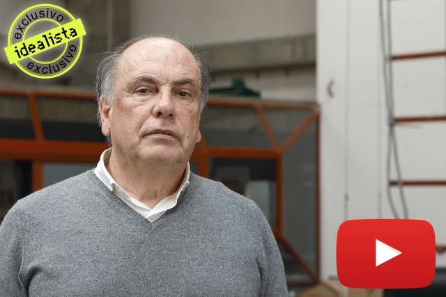 Aníbal Guimarães da Costa, presidente da SPES
