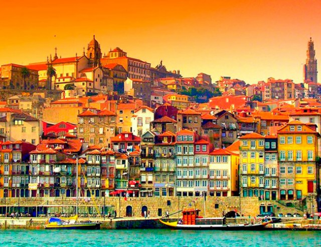 Porto é uma das cidades que consta na lista (Fotos: www.elle.es).