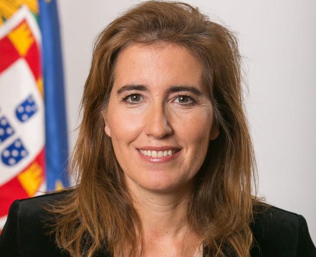Ana Mendes Godinho, secretária de Estado do Turismo.