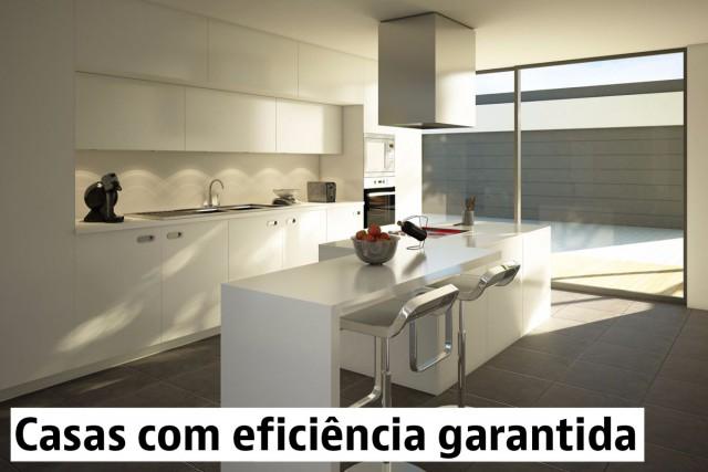Casas à venda com certificado energético A ou A+