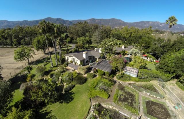 Oprah Winfrey, Montecito (Califórnia). 28,85 milhões de dólares