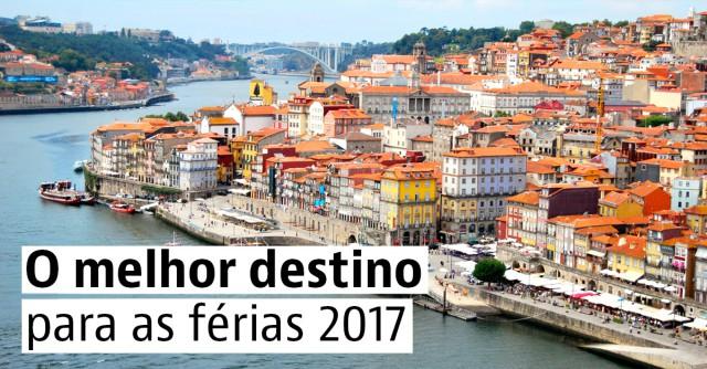 Porto: O melhor destino turístico 2017