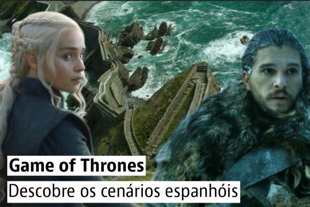 Estreia de 'Game of Thrones'