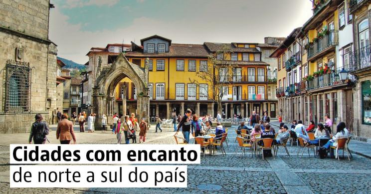 Destinos de fim de semana em Portugal