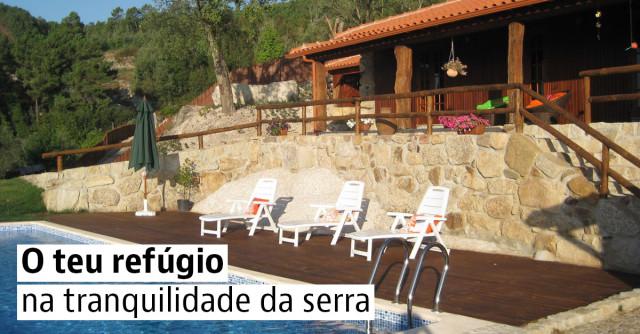 As melhores casas nas serras portuguesas